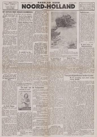 Dagblad Noord-Holland, Schager editie 1944-03-16