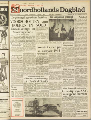 Noordhollands Dagblad : dagblad voor Alkmaar en omgeving 1962-10-31