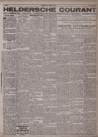 Heldersche Courant 1919-01-11