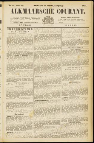 Alkmaarsche Courant 1899-04-23