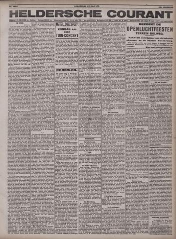 Heldersche Courant 1918-07-25