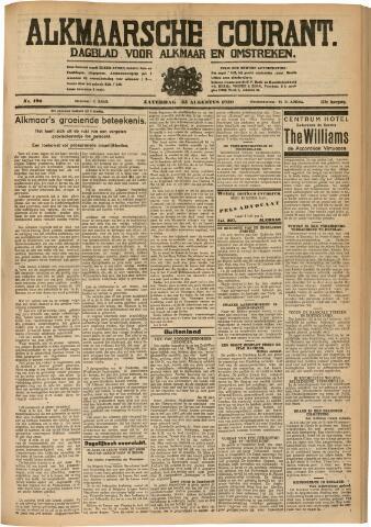 Alkmaarsche Courant 1930-08-23