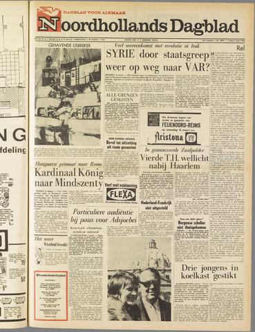 Noordhollands Dagblad : dagblad voor Alkmaar en omgeving 1963-03-08