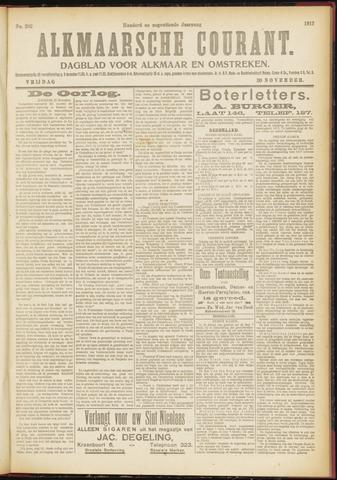Alkmaarsche Courant 1917-11-30