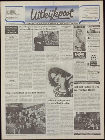 Uitkijkpost : nieuwsblad voor Heiloo e.o. 1998-11-18