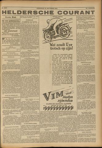 Heldersche Courant 1923-09-20