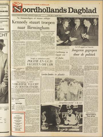 Noordhollands Dagblad : dagblad voor Alkmaar en omgeving 1963-05-13