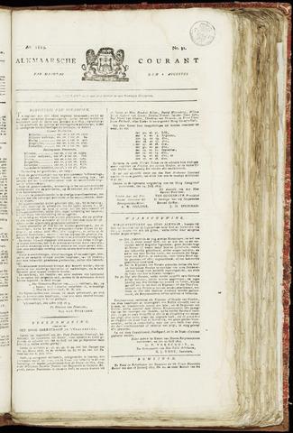 Alkmaarsche Courant 1819-08-02
