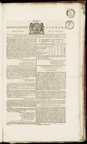 Alkmaarsche Courant 1831-02-28