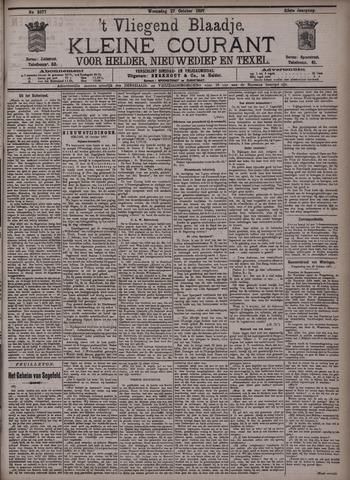 Vliegend blaadje : nieuws- en advertentiebode voor Den Helder 1897-10-27