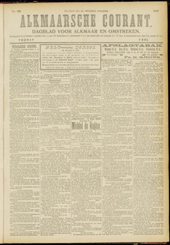 Alkmaarsche Courant 1919-05-02