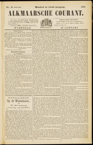 Alkmaarsche Courant 1902-01-29