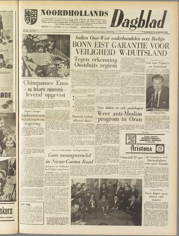 Noordhollands Dagblad : dagblad voor Alkmaar en omgeving 1961-11-30