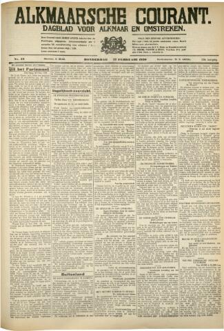 Alkmaarsche Courant 1930-02-27