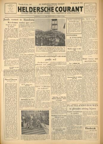 Heldersche Courant 1947-09-10