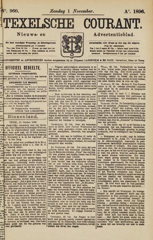 Texelsche Courant 1896-11-01