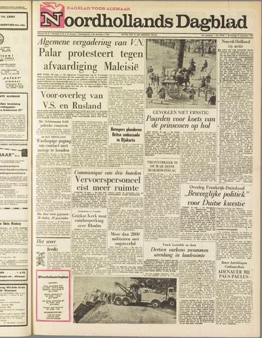 Noordhollands Dagblad : dagblad voor Alkmaar en omgeving 1963-09-18