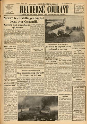 Heldersche Courant 1954-02-13