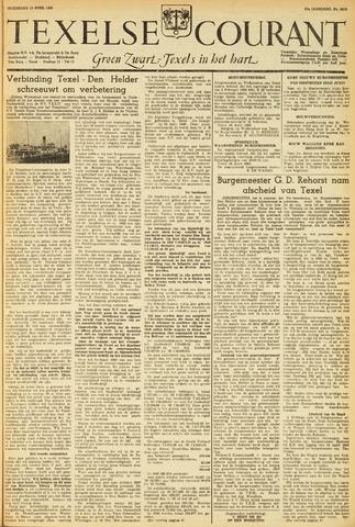 Texelsche Courant 1950-04-19