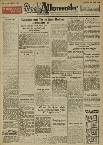 De Vrije Alkmaarder 1948-06-29