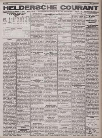 Heldersche Courant 1919-07-26