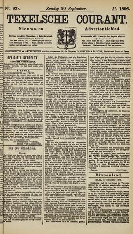 Texelsche Courant 1896-09-20