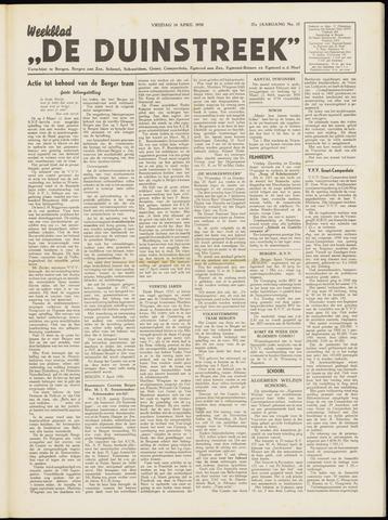 De Duinstreek 1950-04-14
