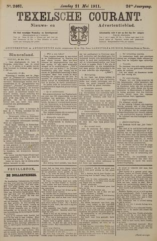 Texelsche Courant 1911-05-21