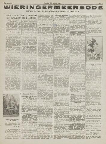 Wieringermeerbode 1944-01-22