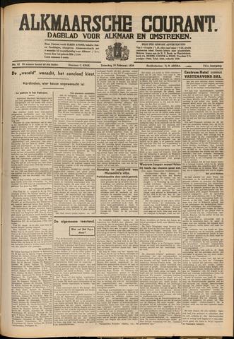 Alkmaarsche Courant 1939-02-18