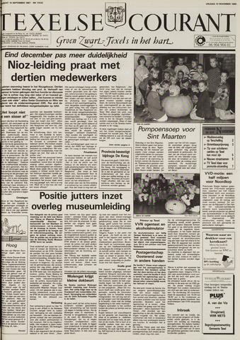 Texelsche Courant 1995-11-10