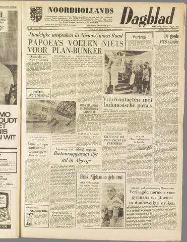 Noordhollands Dagblad : dagblad voor Alkmaar en omgeving 1962-07-05