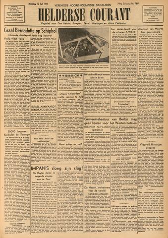 Heldersche Courant 1948-07-12
