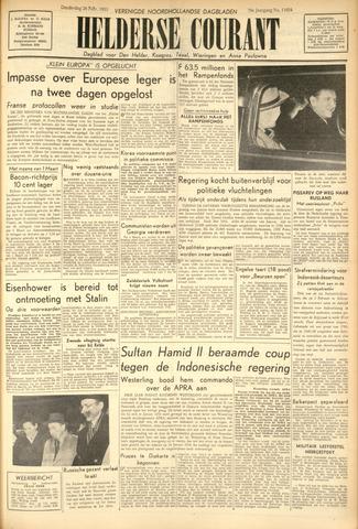 Heldersche Courant 1953-02-26