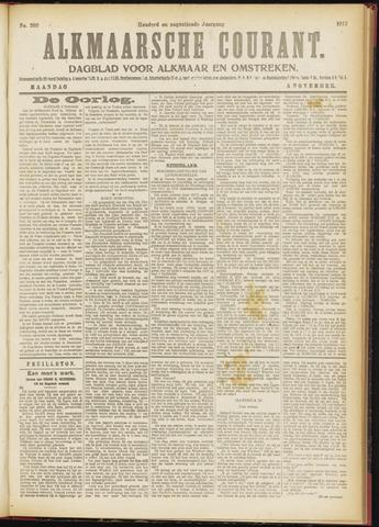 Alkmaarsche Courant 1917-11-05