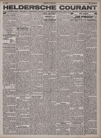 Heldersche Courant 1918-06-18