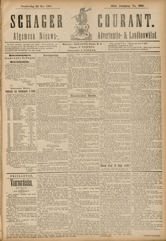 Schager Courant 1901-05-23