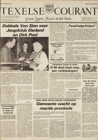 Texelsche Courant 1982-02-02
