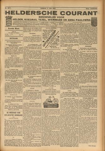 Heldersche Courant 1924-06-03
