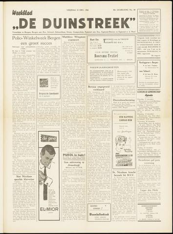 De Duinstreek 1961-12-15