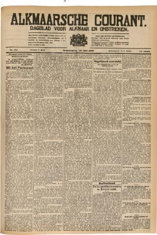 Alkmaarsche Courant 1930-05-28