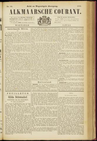 Alkmaarsche Courant 1896-07-08