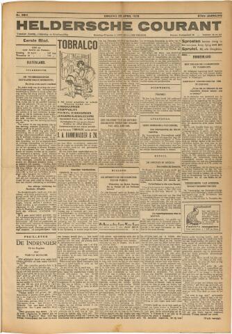 Heldersche Courant 1929-04-23