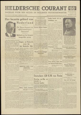 Heldersche Courant 1940-05-20
