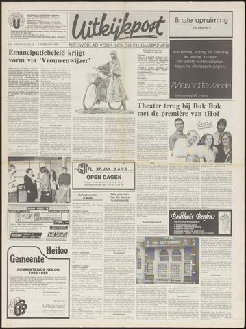 Uitkijkpost : nieuwsblad voor Heiloo e.o. 1988-02-03