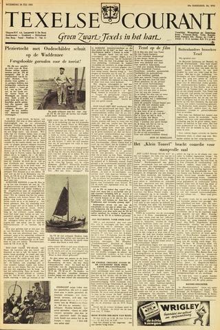 Texelsche Courant 1953-07-29