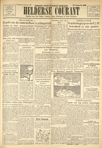 Heldersche Courant 1950-02-02