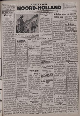 Dagblad Noord-Holland, Schager editie 1942-05-18