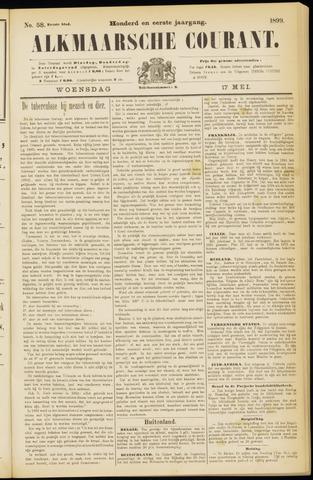 Alkmaarsche Courant 1899-05-17