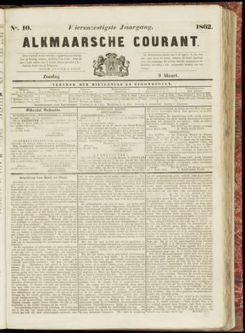 Alkmaarsche Courant 1862-03-09